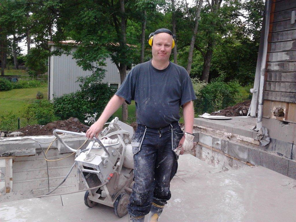 betongarbetare-håltagning-stockholm-professionell