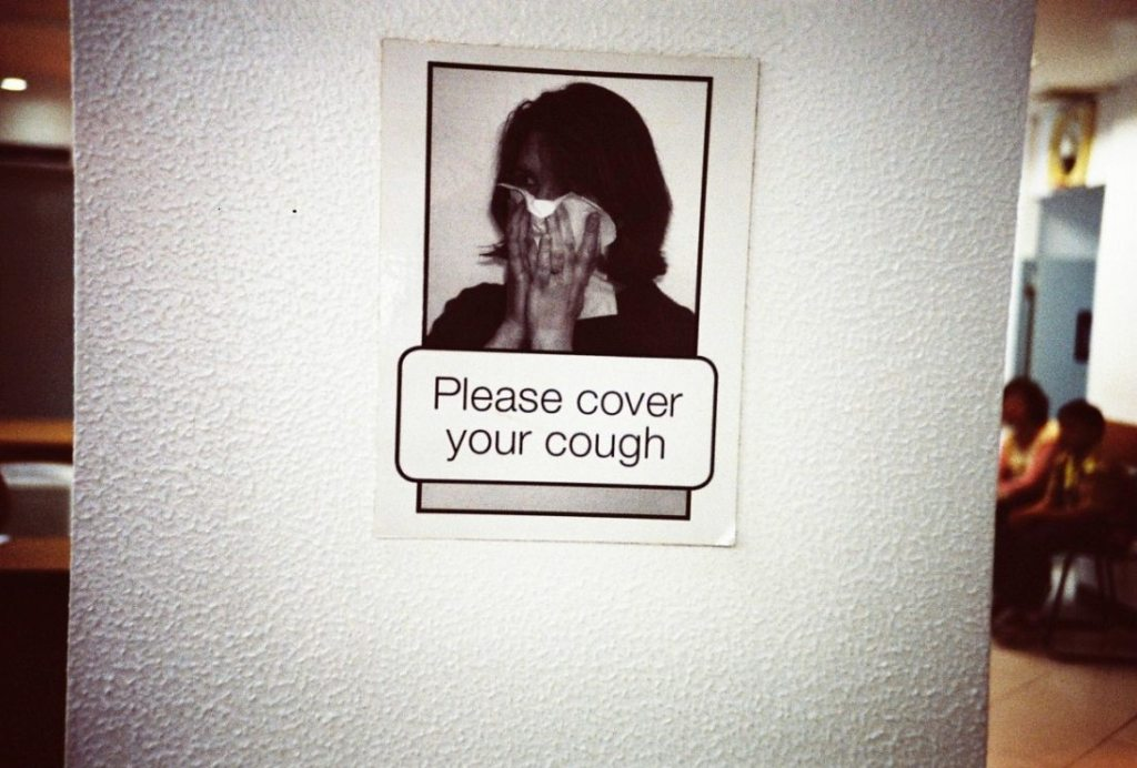 hosta sjuk