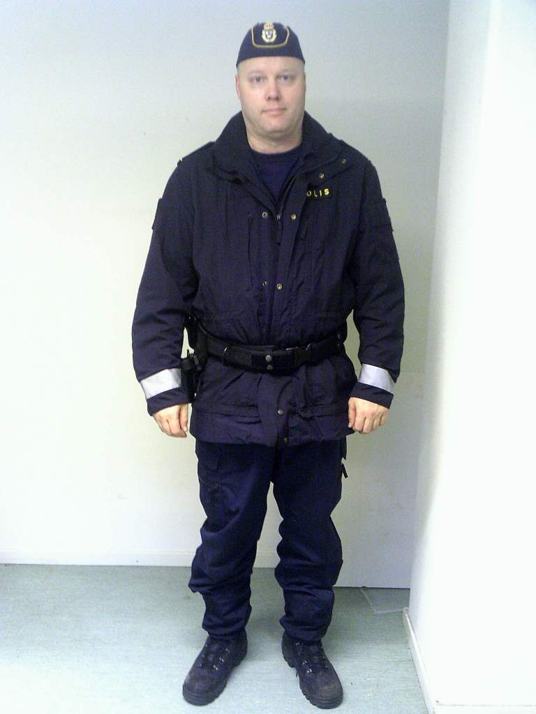polis inspelniing