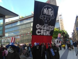 nato_demonstration_sergels torg_21 maj_2016_north atlantic terror organisation_aurora 17_kritik_motstånd_militärövning_göteborg_