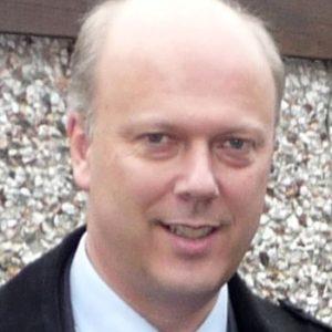 CHRIS GRAYLING VILL ATT STORBRITANNIEN LÄMNAR EU