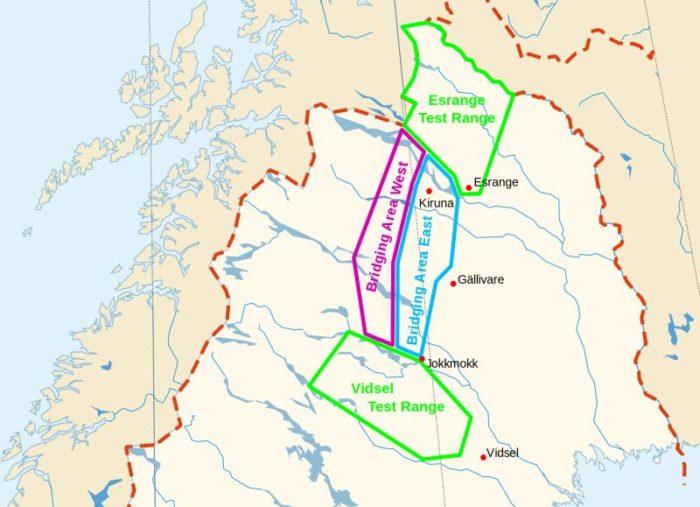 vidsel test range_north european aerospace test range_esrange space center_nato_
