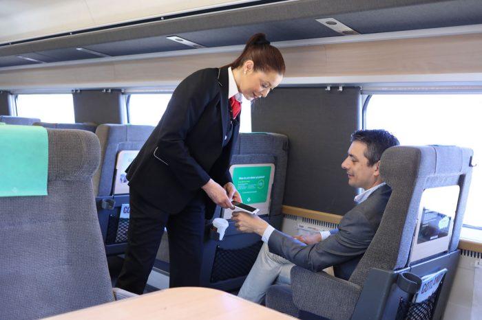 SJ chippbiljet_RFID-chipp tåg_SL kollektivtrafik tåg tunnelbana buss_