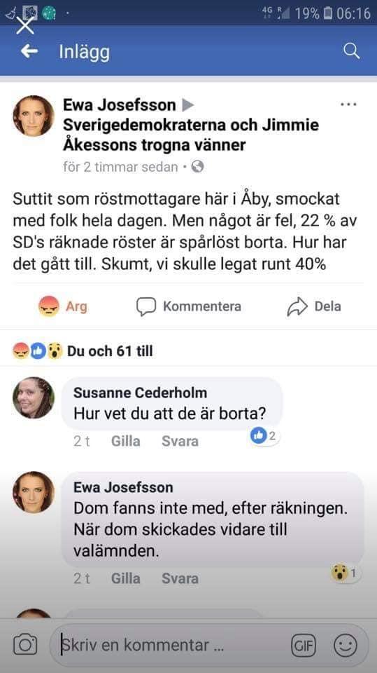 valfusket_riksdagsvalet 2018_socialdemokraterna_miljöpartiet_
